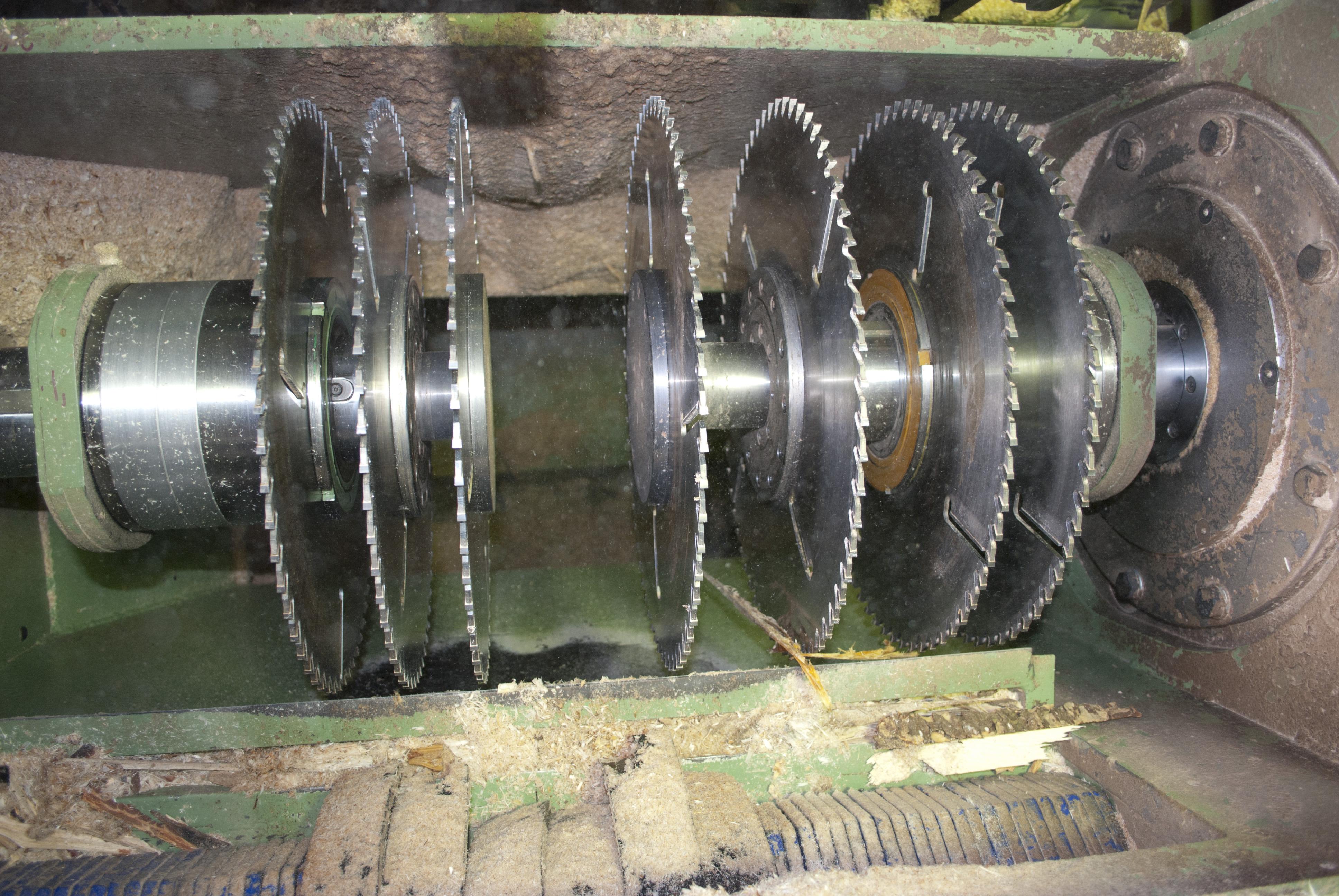 Nachschnittmaschine SH 225-6