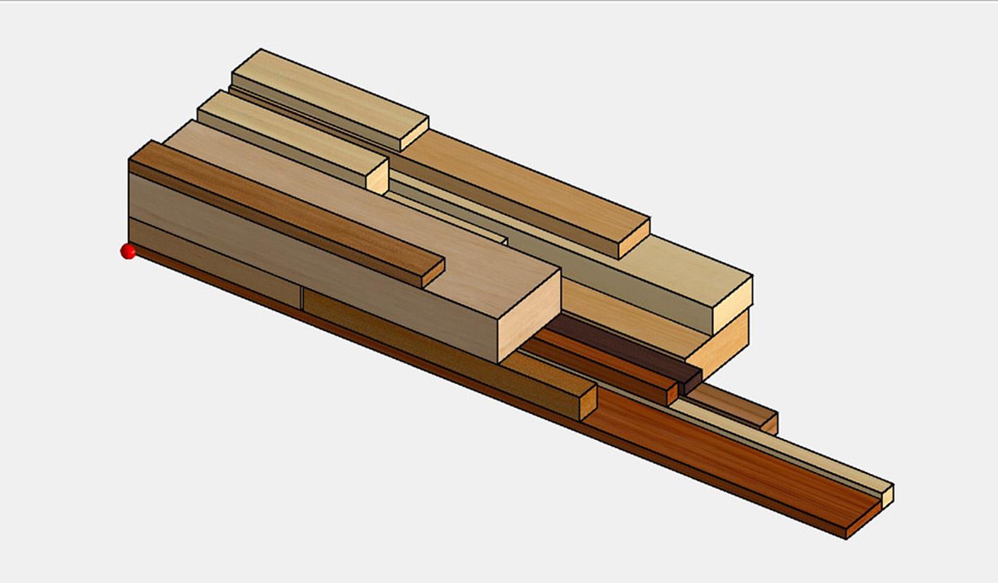 flexistack 3D-Stapelvorschlag