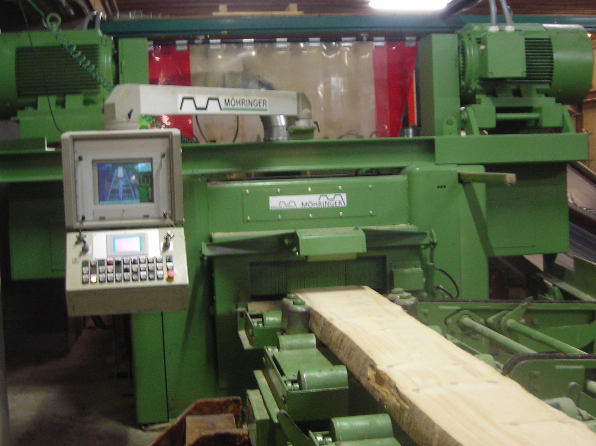 Nachschnittmaschine MN 200