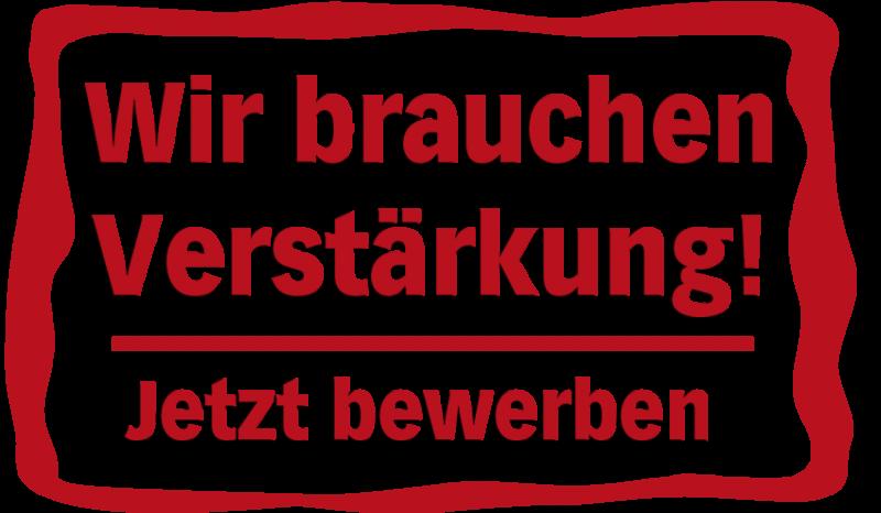 Möhringer - Wir brauchen Verstärkung