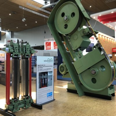Successful Ligna 2019